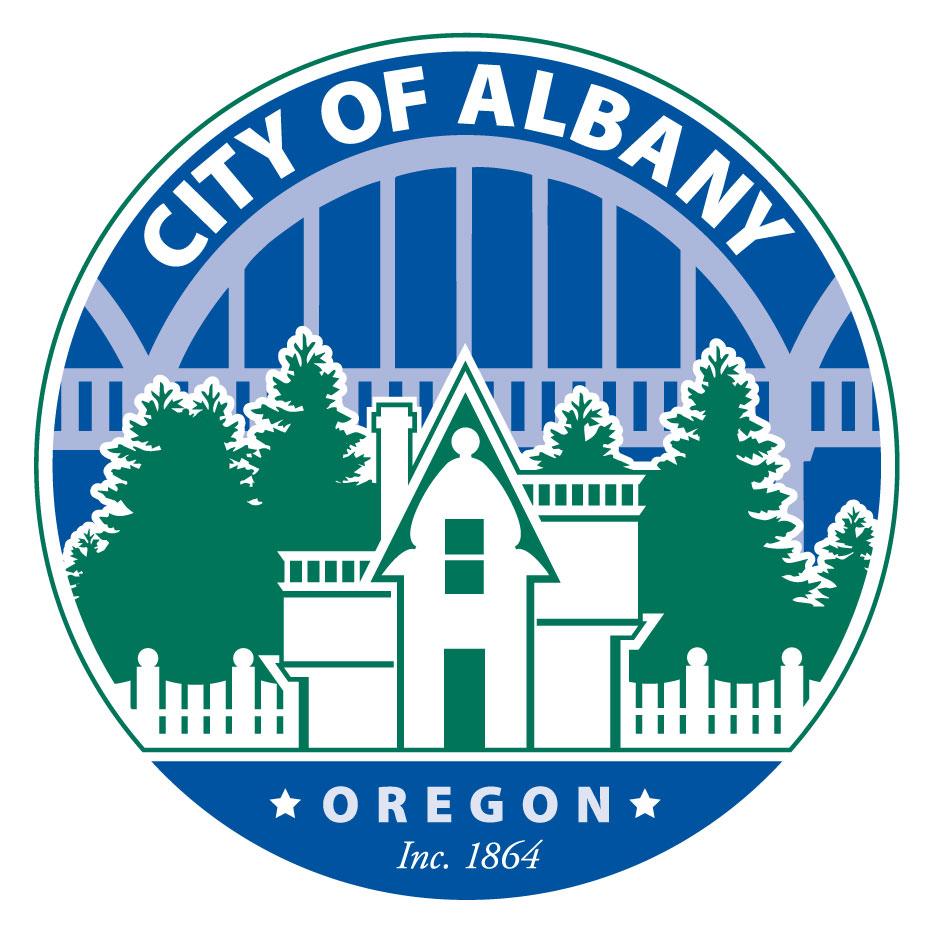 Albany, Oregon logo