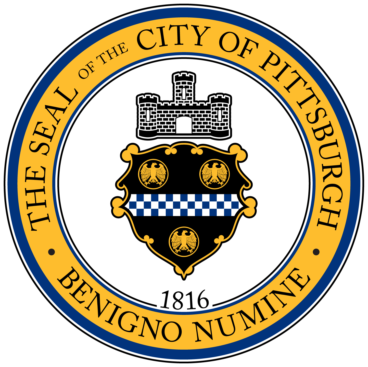 City of Pittsburgh, PA logo